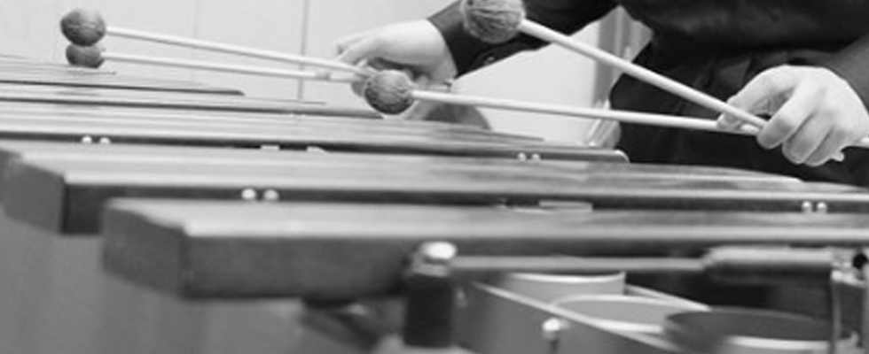 Photo of a marimba