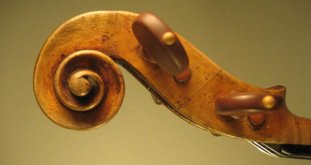 Photo of violin bow