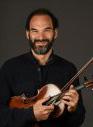 Jethro Marks photo with viola