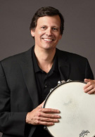 Jonathan Wade photo with drum