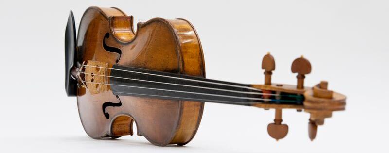 Image of the Landolfi violin