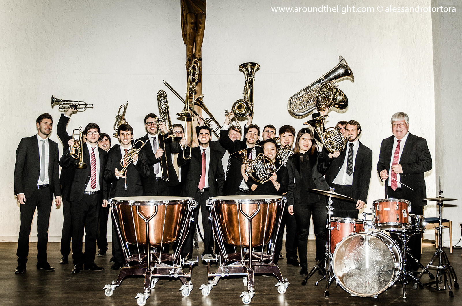 Photo of Brass Choir of Mannheim University