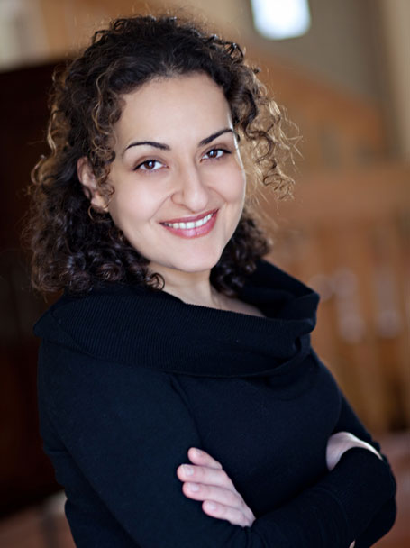 Photo of Maneli Pirzadeh