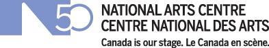 NAC 50th Anniversary logo