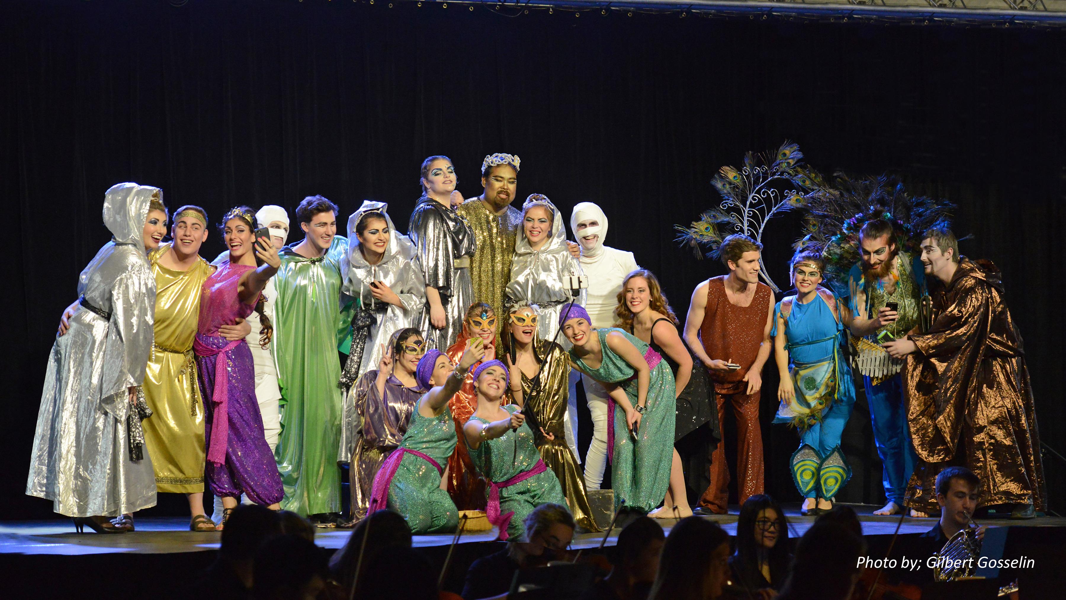 Photo of uOttawa Opera Company 2016