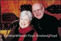 Photo of Cynthia Floyd and Rowland Floyd