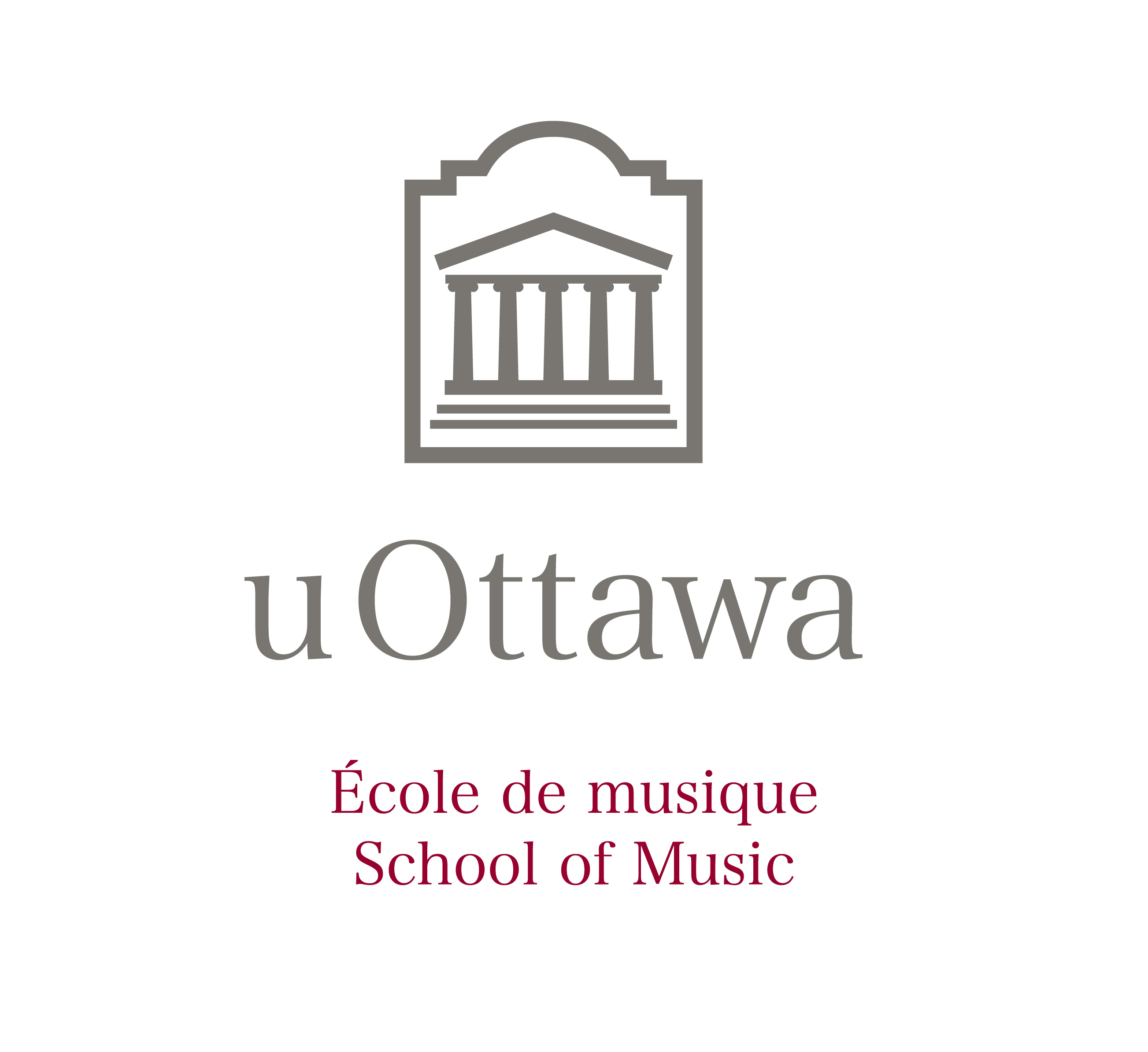 uOttawa School of Music logo