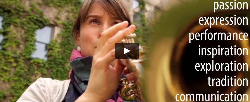 Découvrez l'École de musique de l'Université d'Ottawa - passion,  expression,  performance,  inspiration,  exploration,  tradition,  communication