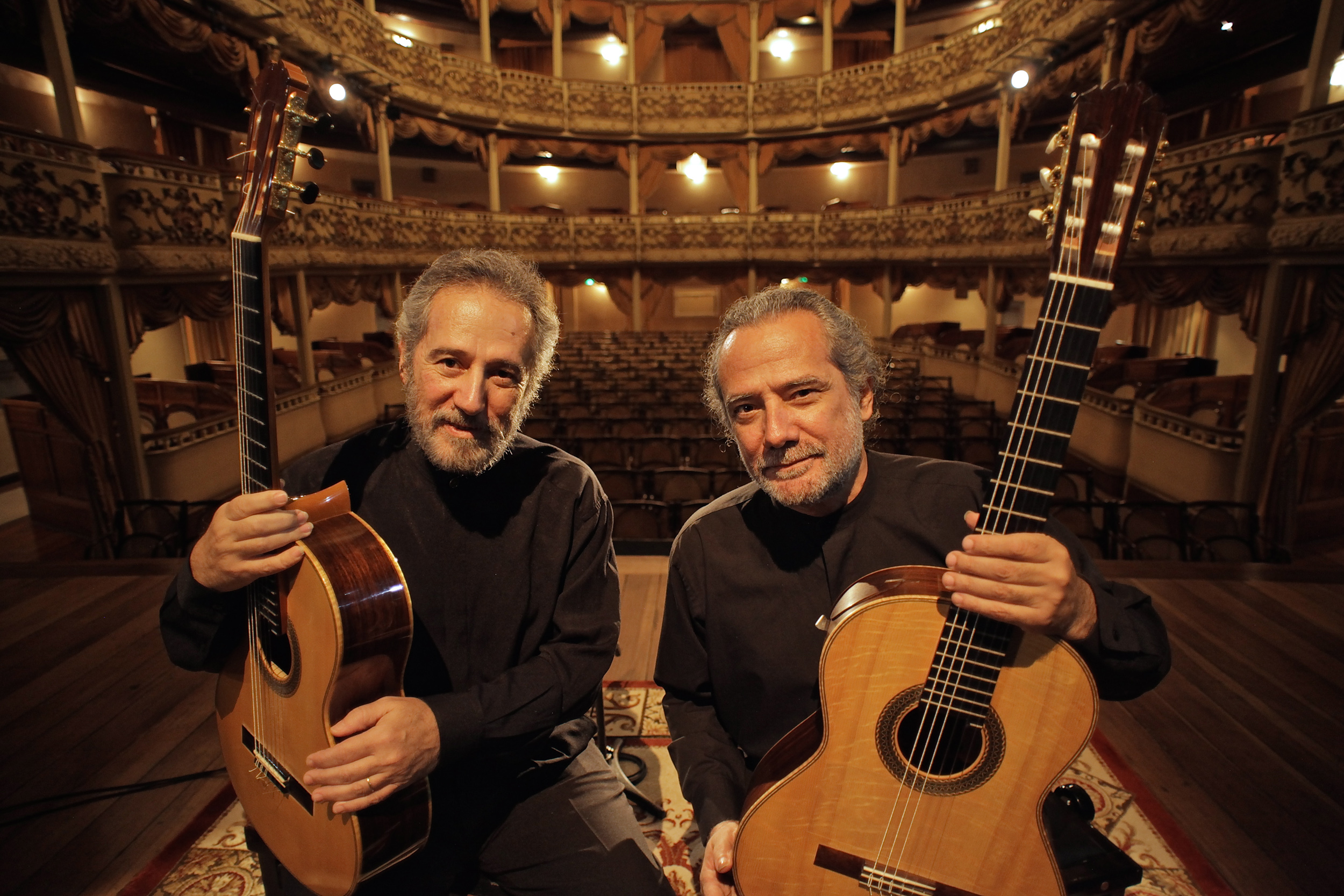Assad Brother guitar duo photo