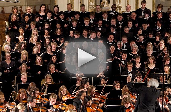 Choeur de l'orchestre