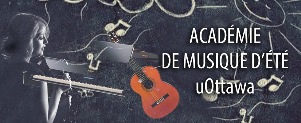 Académie de musique d'été uOttawa