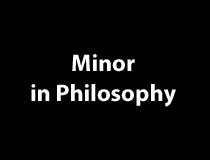 Program Minor - Philosophy