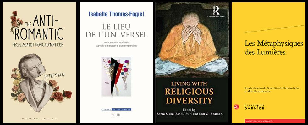 Philosophie - Publications