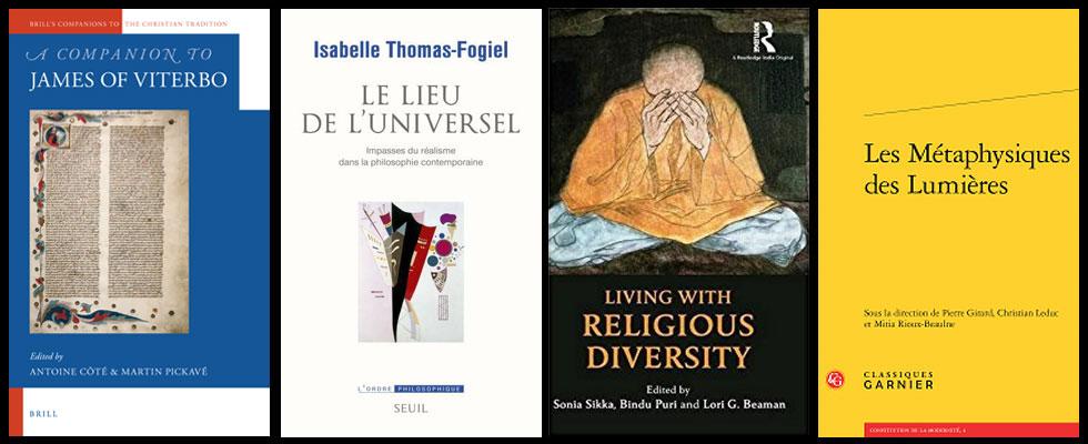 Philosophy - Publications