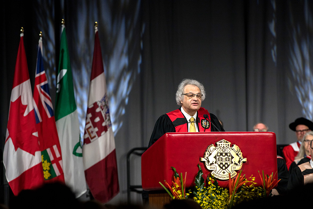 Jacques Frémont - President, University of Ottawa
