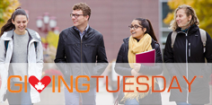 On November 27, Giving Tuesday, Help students reach their full potential