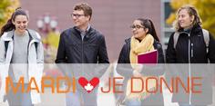 Le 27 novembre, Mardi je Donne, aidez nos étudiants à réaliser leur potentiel
