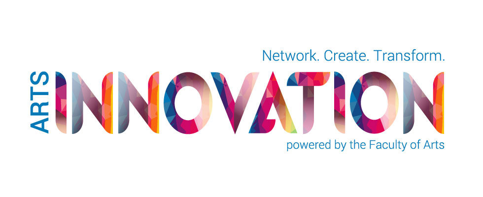 Arts Innovation - Network. Create. Transform