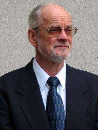 Photo of Barry Wellar