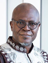 Boulou Ebanda de B'béri-Professor of the Year Award