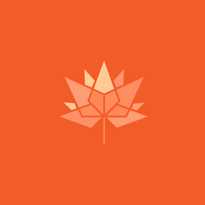 Canada 150 - Couleur Orange