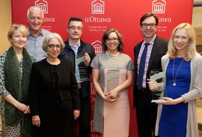 Celebration Research 2017 - Martine Lagacé, Frans de Bruyn, Éric Mathieu, May Telmissany, Kevin Kee, Geneviève Boucher