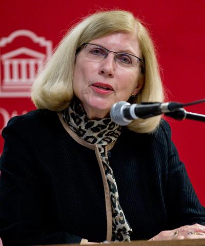 Célébration de la recherche 2017 - Irène Makaryk