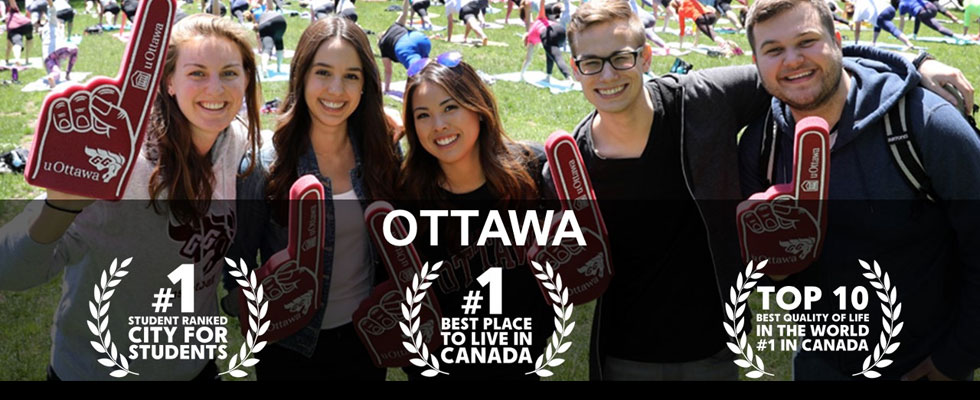 Did you know? Ottawa is a great place to study