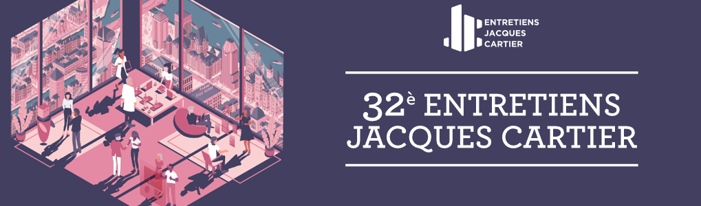 32e Entretiens Jacques Cartier - Dialogues et collaborations à l'intersection de la culture et de la technologie