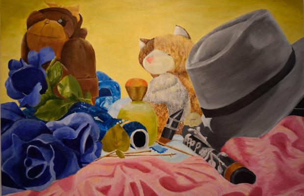 Farnaz Delgosha - Childhood Memories 2015