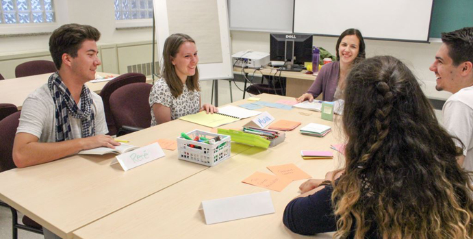 Centre de mentorat - Groupes d'étude