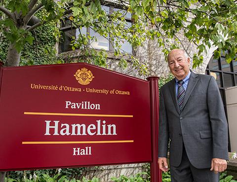 Marcel Hamelin