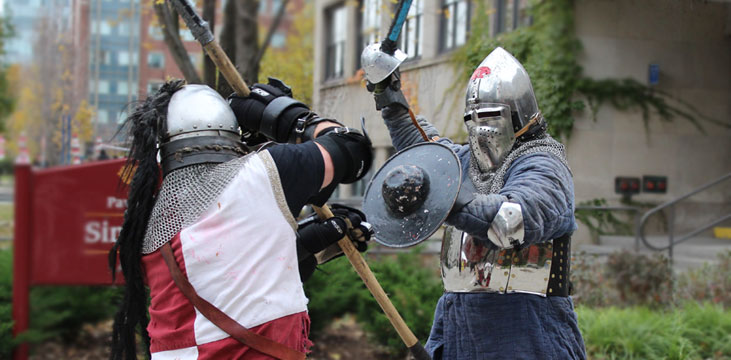Medieval and Renaissance Studies in pop culture