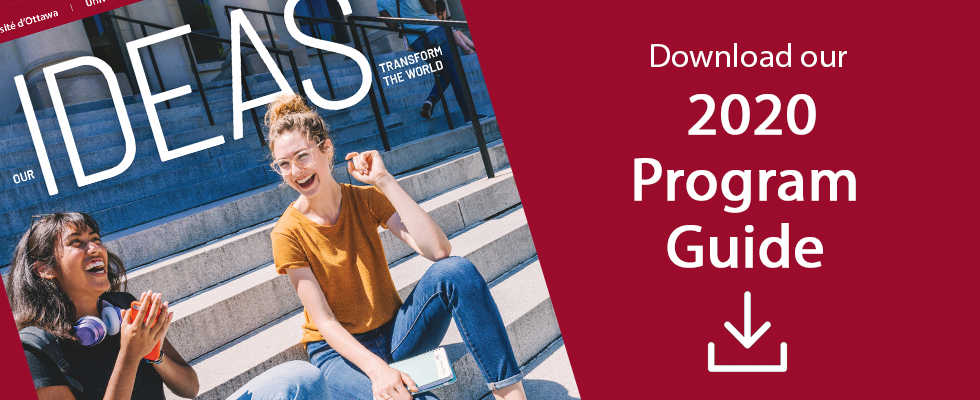 Faculty of Arts program guide 2020