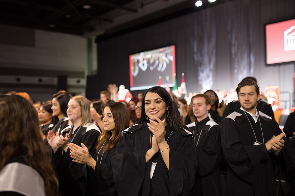 Students - 2019 Convocation
