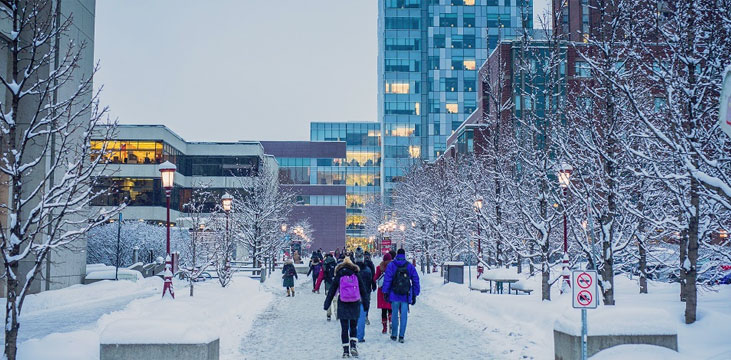The University of Ottawa announces measures to assist students and academics affected by U.S. travel restrictions
