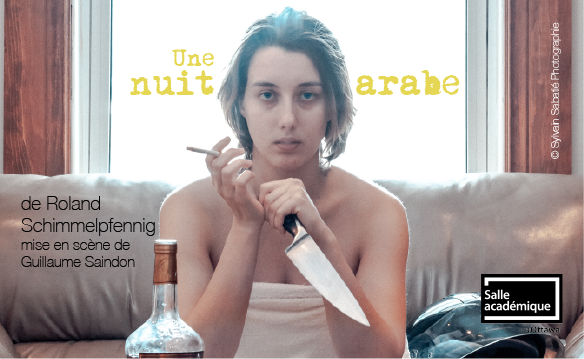 Page - Une Nuit Arabe